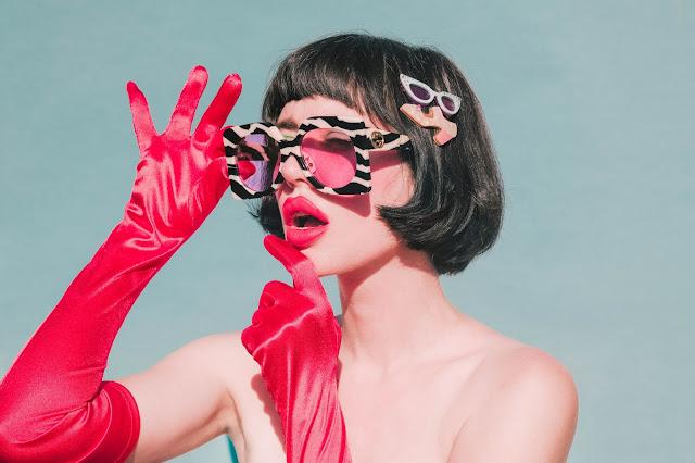 A Fashion Nerd x MLE hairclip Launch!