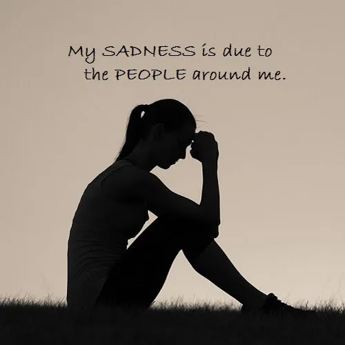 my sadness DP for girls