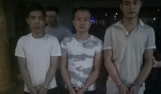 Nhóm người Trung Quốc chui ống khói trộm 9 tỷ đồng ở Thanh Hoá