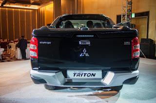 Triton 2015 แต่งสวย