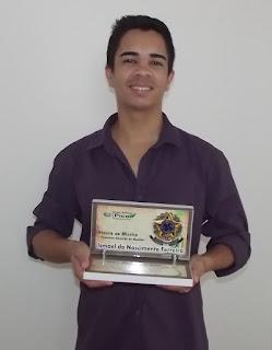 Editor-Chefe do Diário do Curimataú recebe Medalha de honra da Câmara Municipal de Picuí
