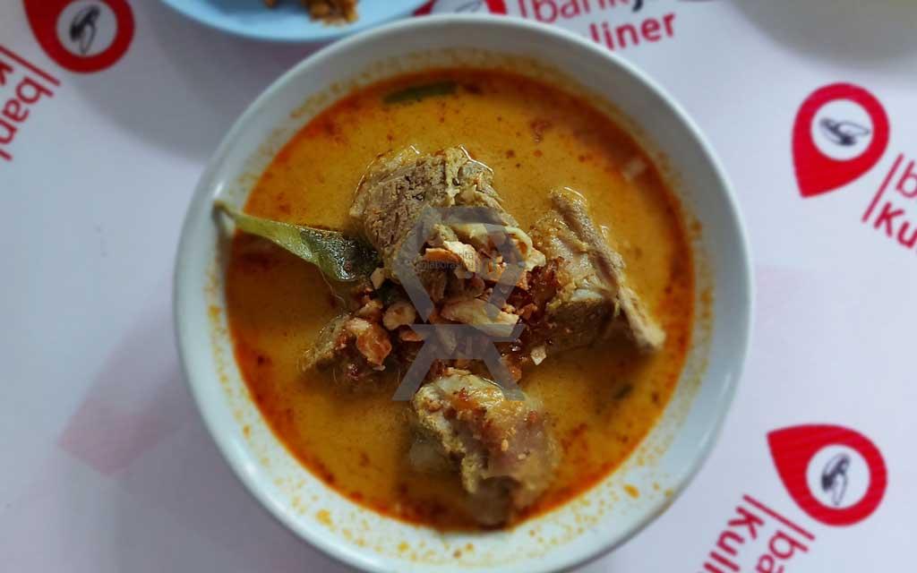 Kuliner Tuban Warung Mbak Narti