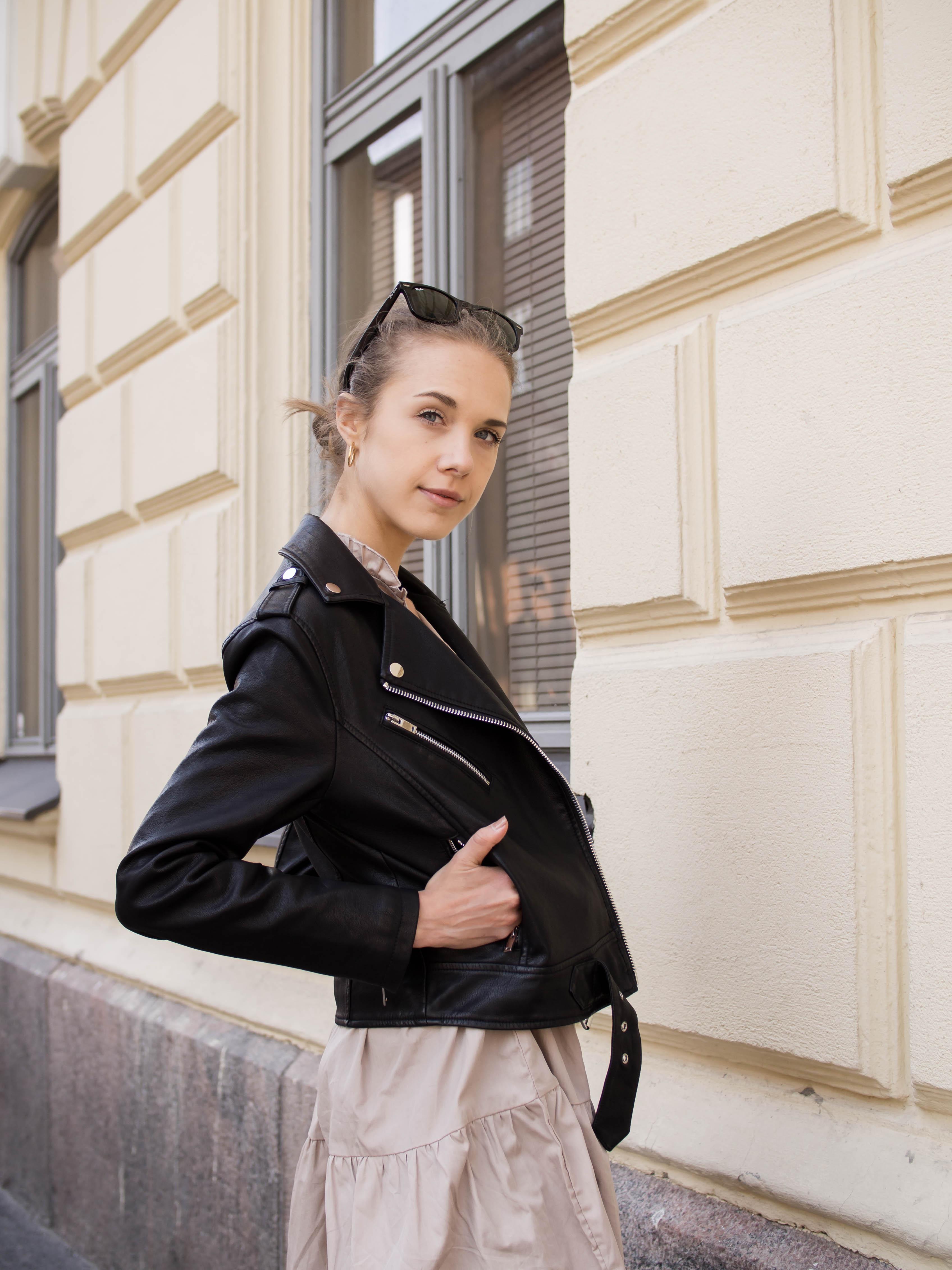 Saint Laurent inspired street style - Saint Laurent inspiraatio, muoti