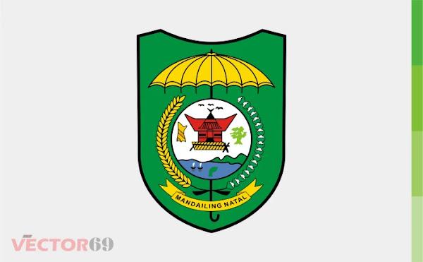 Kabupaten Mandailing Natal Logo - Download Vector File CDR (CorelDraw)