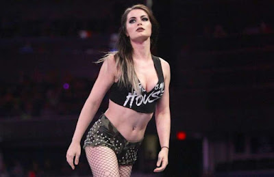 WWE Paige Absolution Womens Rumble Retire Medical Injury