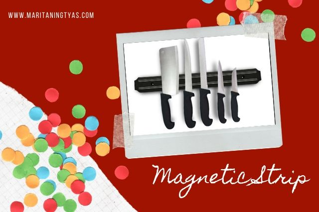 magnetic strip for kitchen