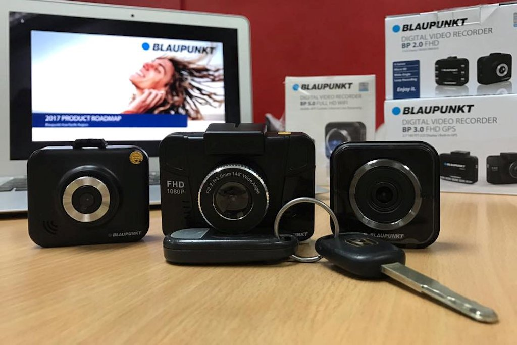 Blaupunkt Dashcams Watching Out For You W Brochure Philippine