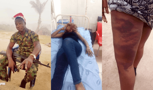 Nollywood Actress Assaulted By Soldier To Get N1.25M