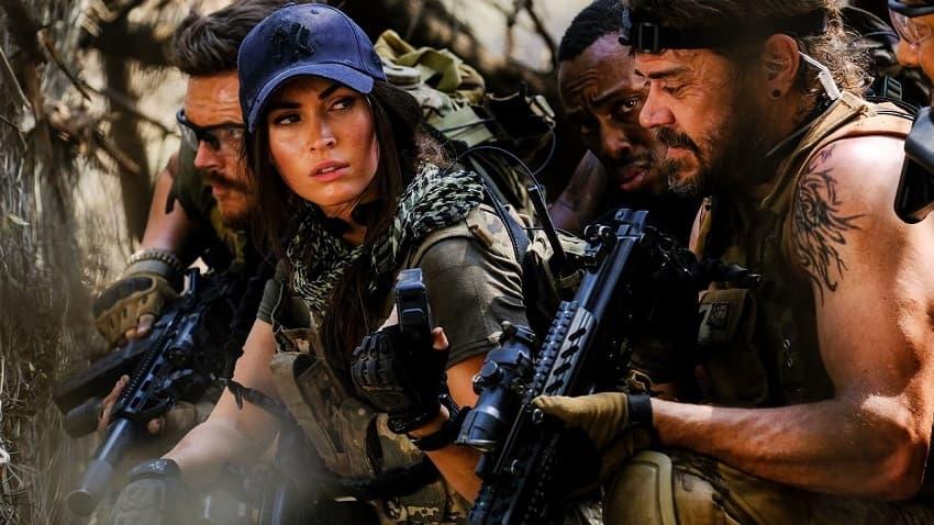 Меган Фокс воюет со львами и террористами в трейлере экшен-хоррора Rogue