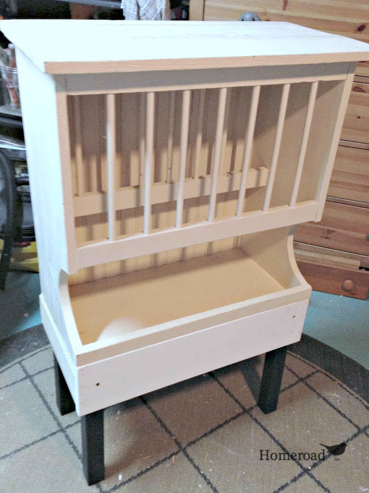 Dish Chair Dish Rack Furniture Hutch Homeroad