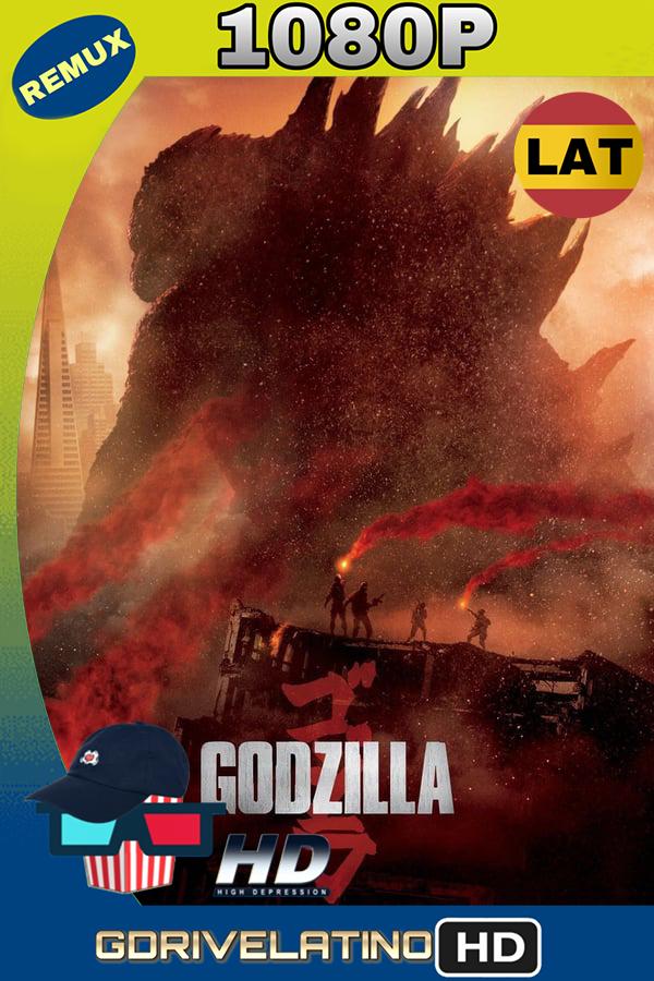 Godzilla (2014) REMUX 1080p (Latino-Inglés) MKV