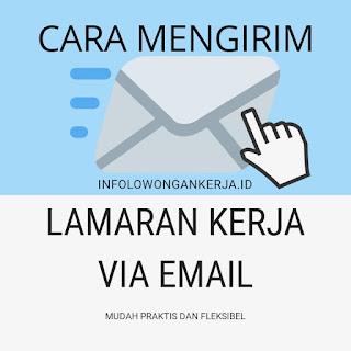 Cara Mengirim dan Menulis Lamaran Kerja CV Email ke Perusahaan