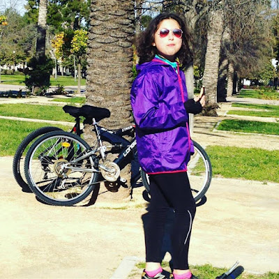deporte, salida en familia, foto del día, Shopping, blog solo yo, blogger alicante, influencer, style blogger, beauty blogger, sport blogger, bicicleta, decathlon, alehop,