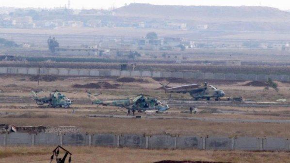 Pangkalan Militer Syiah Assad Hama