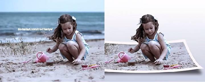 Mengubah Foto dengan Efek 3D