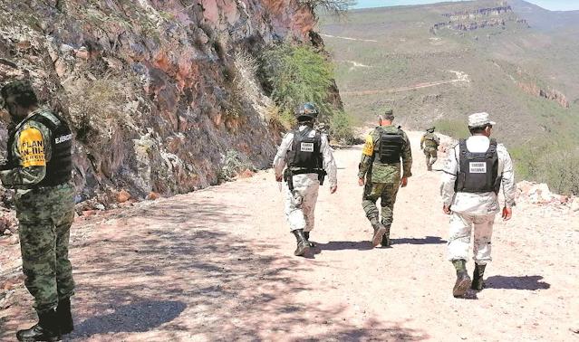 Eran de Nayarit batidero y abatidos lo 18 Sicarios Elites del CJNG por El CDS en Valparaíso, Zacatecas