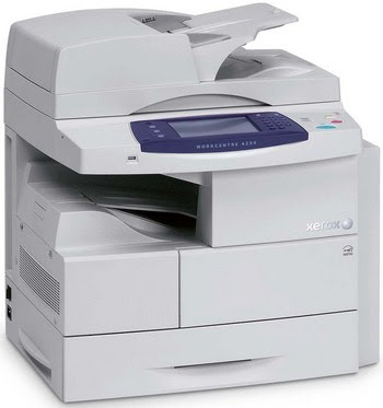 monochrome Light Amplification by Stimulated Emission of Radiation multifunction printer is incorporating  Xerox 4250 Driver Downloads