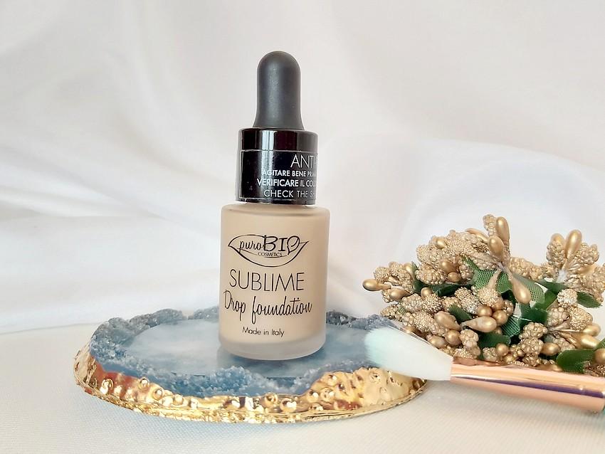 podkład pielęgnacyjny sublime drop