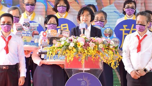 王惠美執政2周年廉政民調出爐 彰化縣政府廉政滿意度93.9%