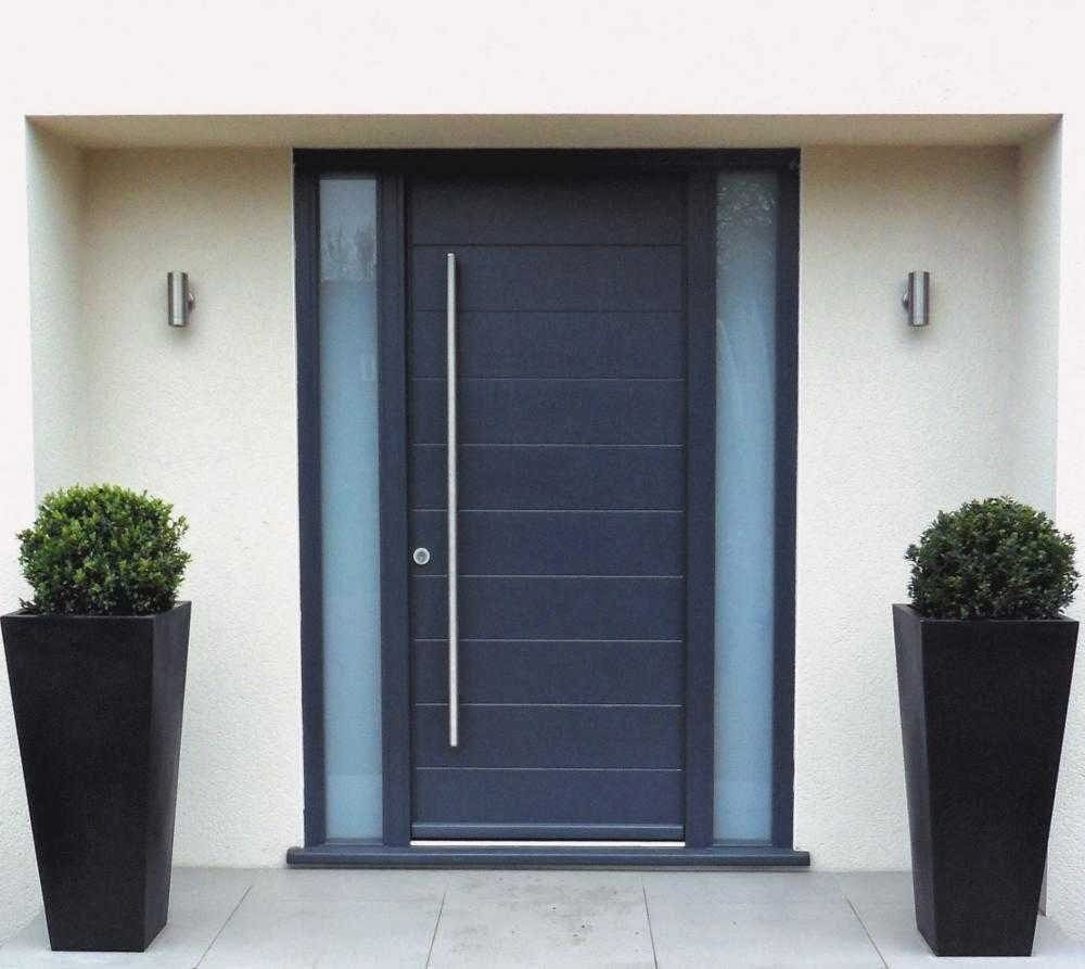 Entry Door Modern Style