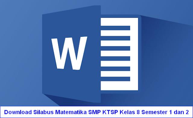 Silabus Matematika SMP