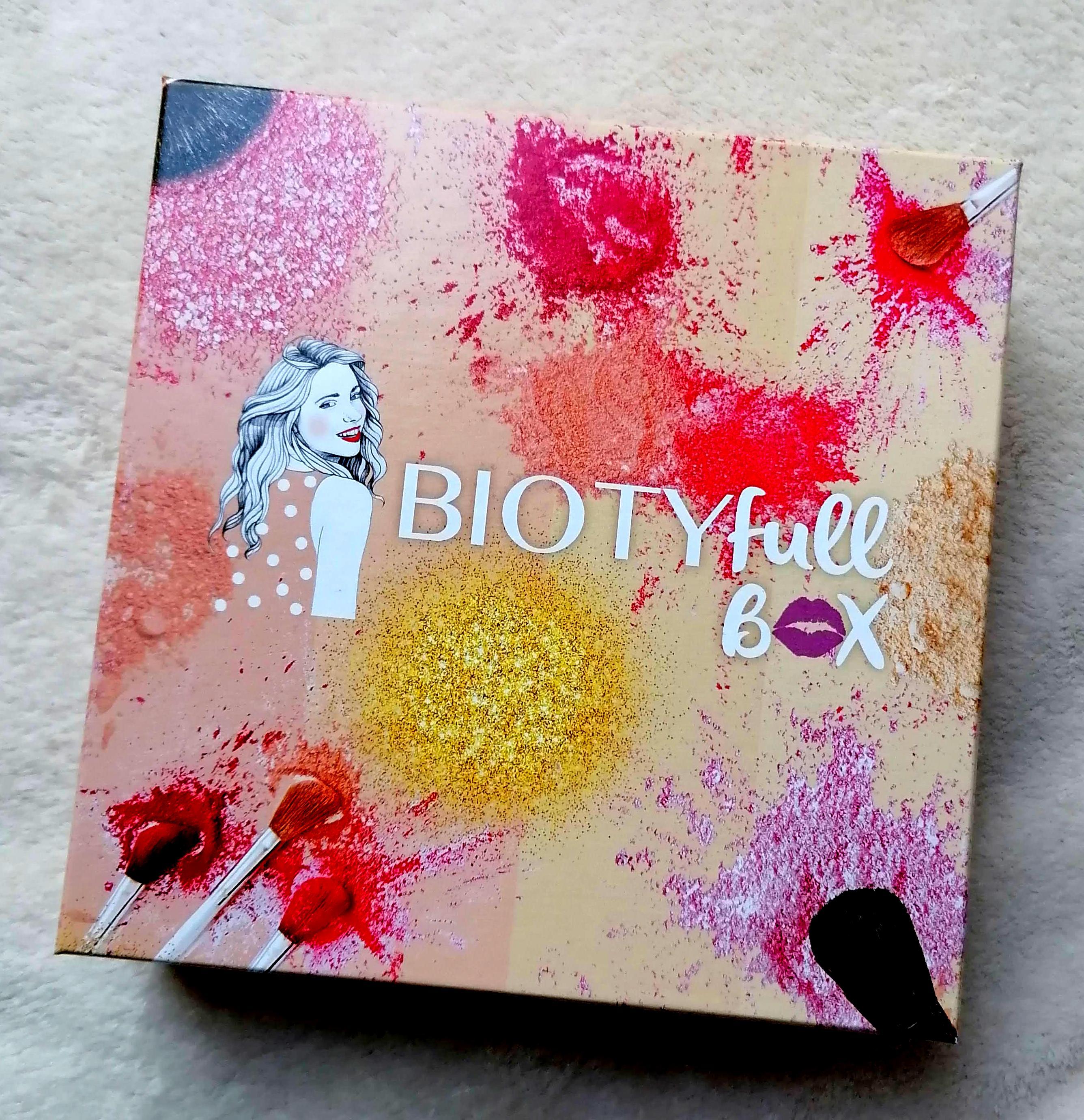 BIOTYfull Box Octobre 2020 : Teint parfait!