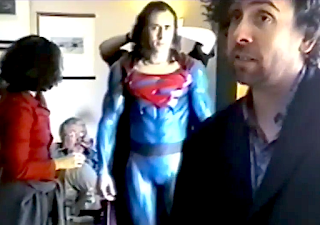Death of Superman Lives Tim Burton Nicholas Cage Superman documentary