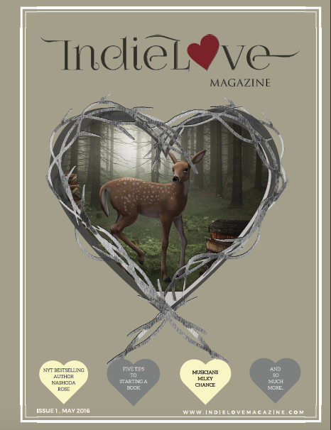 Indie Love Magazine Cover May 2016