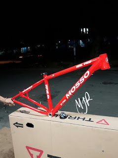 Frame Mosso 7590 MSL PRO red
