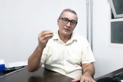 Morandir Marassi, diretor do Ceebja Mandaguaçu. Café com Jornalista