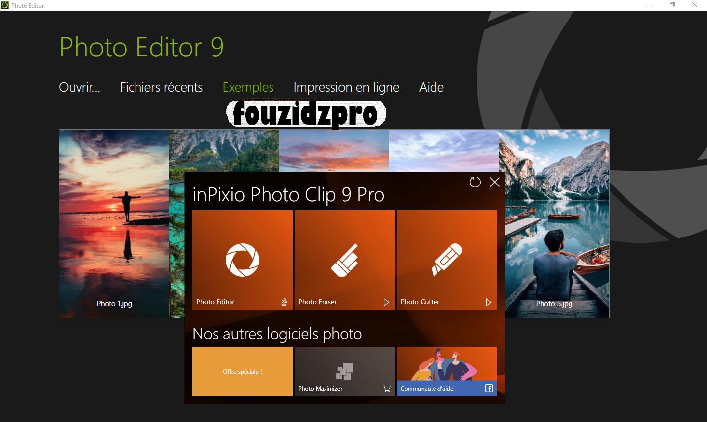 تنزيل برنامج InPixio Photo Clip Professional 9.0.0 لتحرير وتعديل الصوروقص الخلفية بإحترافية