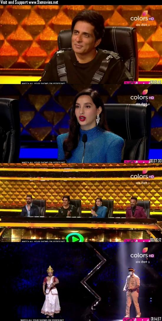 Dance Deewane Season 01 May 2021 HDTV 480p 400MB