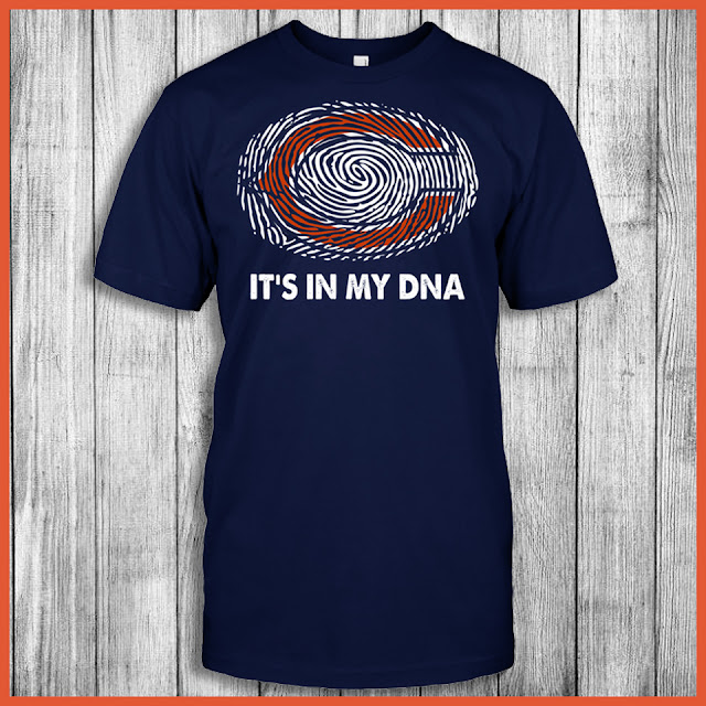 Chicago Bears - It's In My DNA T-Shirt