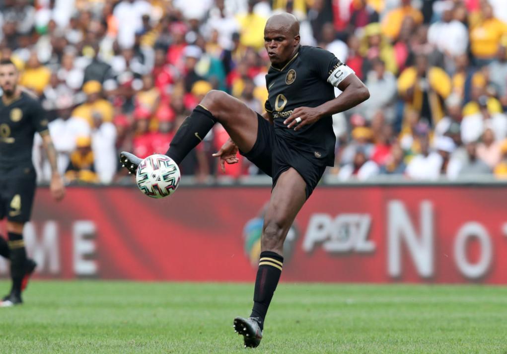 Amakhosi midfielder Willard Katsande
