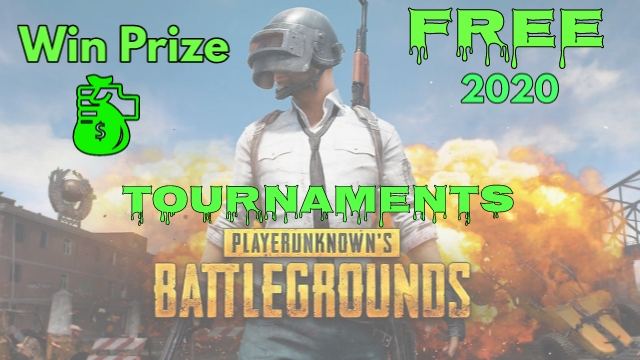 Online Free Pubg Tournament 2020(Online Games,Free Entry,Win Prize)