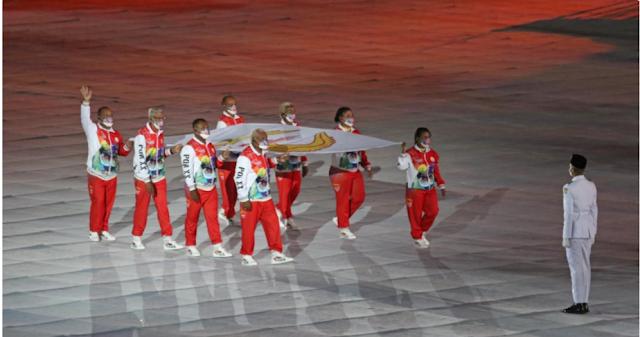 Inilah Profil Delapan Atlet Legendaris Papua Pembawa Bendera KONI di PON XX.lelemuku.com.jpg