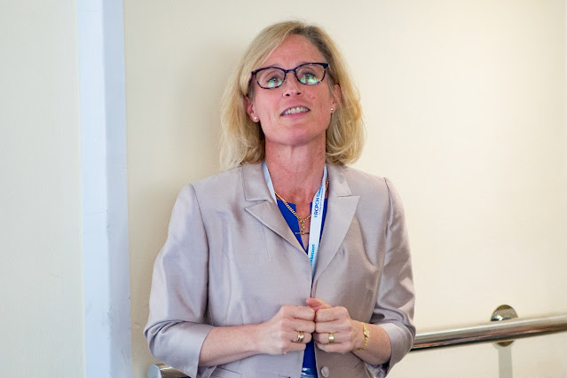 Camilla Kingdon, president of the UK's Royal College of Paediatrics and Child Health (RCPCH),