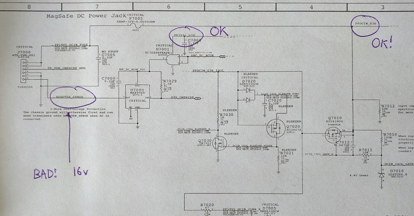 One Wire Circuit Macbook - Enthusiast Wiring Diagrams •