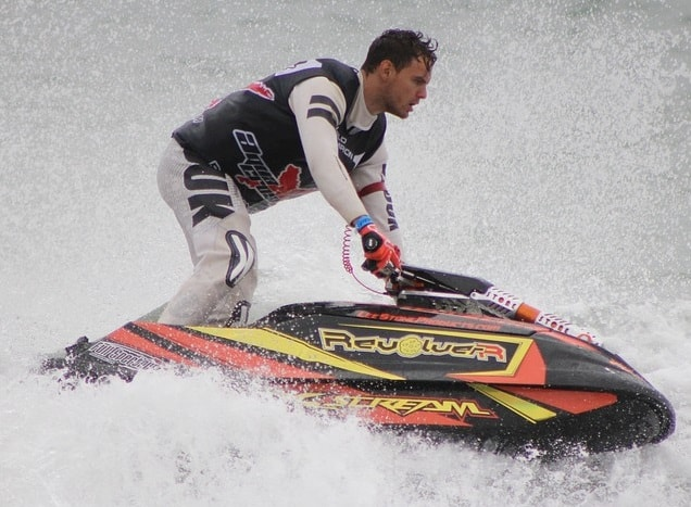 how to start jetskiing