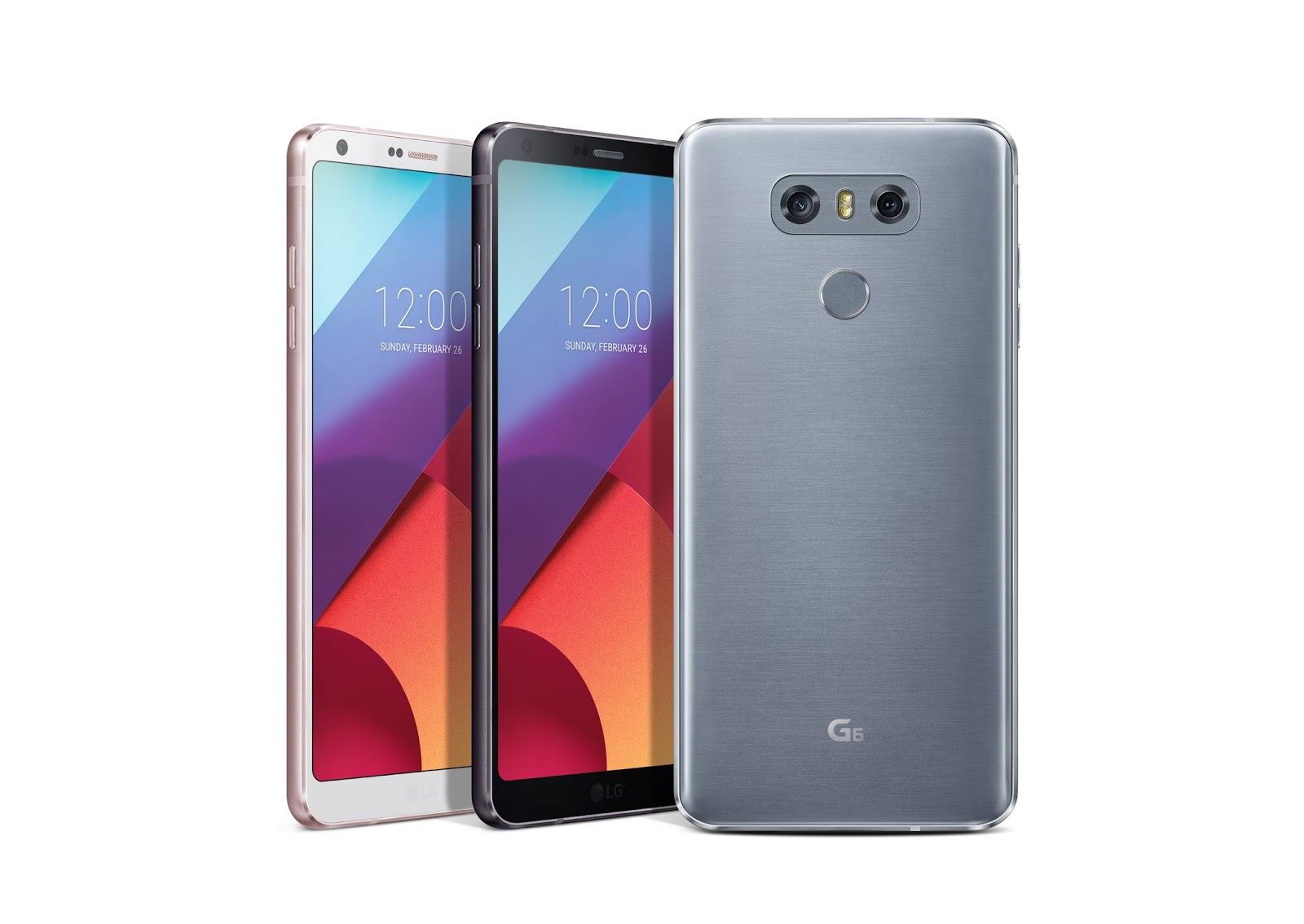 Nuovo LG G6 | Immagini - Video - Caratteristiche 2 HTNovo