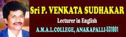 P.Venkata Sudhakar