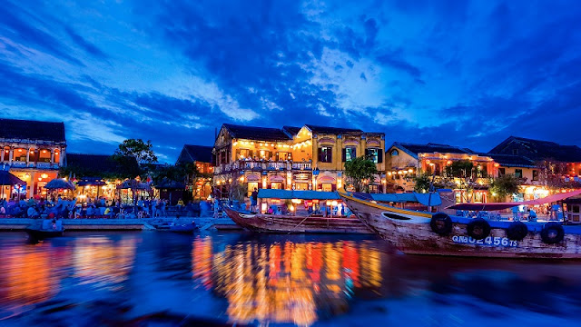 Hoi An Ancient Among Top Holiday Family