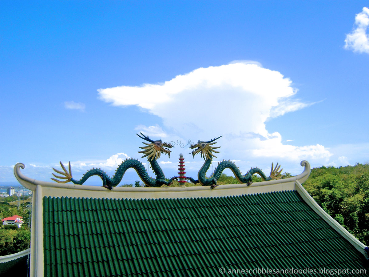 Cebu Taoist Temple | Anne's Scribbles and Doodles