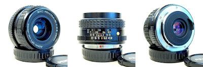 SMC Pentax-M 28mm 1:2.8