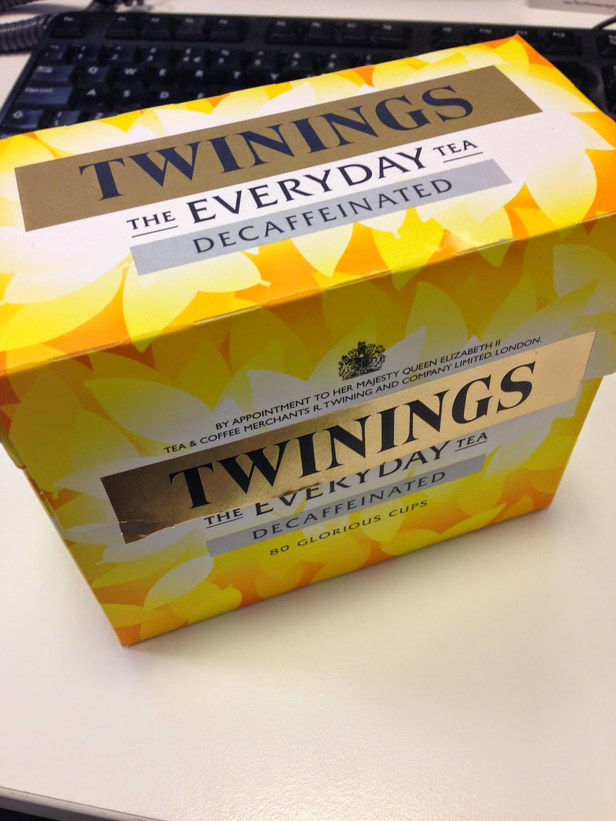 Twinings Decaf Everyday Tea