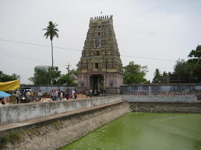 Balasubramania Swamy Temple Uthiramerur Kanchipuram
