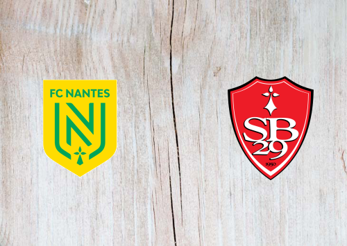 Nantes vs Brest -Highlights 18 October 2020