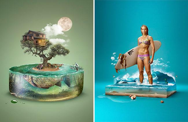 Photoshop Manipulation Ideas Image 04-05