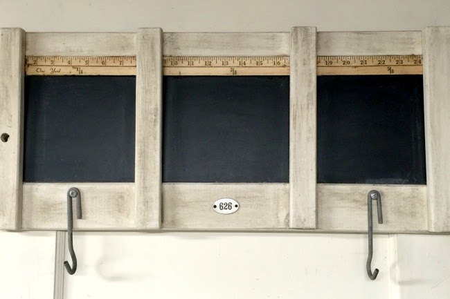 How to Make a Three Sectioned Chalkboard