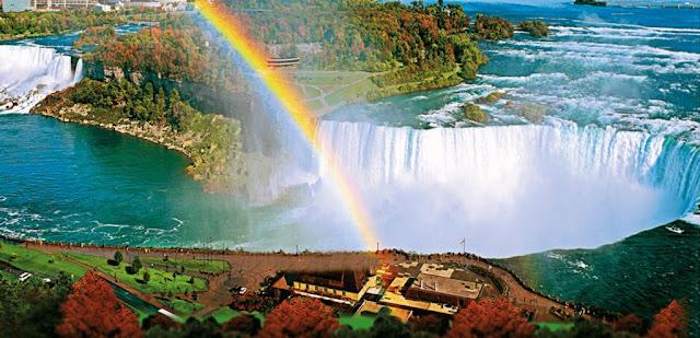 Niagara Masih menjadi Wisata 'Air Terjun' Terpopuler di Dunia